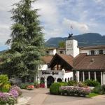 Swiss-Chalet Merlischachen Schloss-Hotel