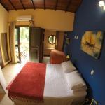 Suite superior com varanda