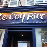 Le Coq Rico 98 rue lepis 75018 paris