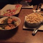 The food was well portioned and definitely worth the price!