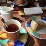 Magnifique endroit pour prendre le thé avec des viennoiseries. ��