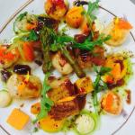 Surf & Turf Scallops