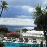 Stunning views and swimming pool
