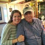 My favorite bartender, Ian
