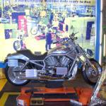 Harley Davidson Factory Tour, Kansas City, MO