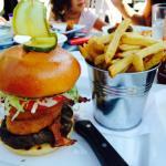 El Supremo Burger and Fries