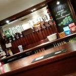 Fabulous local bar. Recent refurb now brings it up to the standards that the bar staff produce o