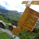 Grindelwald - Grosse Scheidegg - many hiking trails from Grosse Scheidegg