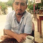 Disfrutando de un buen café de lá Islã.