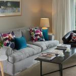 Owner's Cottage lounge