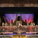 Curtain Call of Bali Agung Show