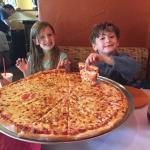 Great HUGE pizza!!!