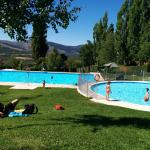 Piscina Camping Monte Holiday