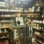 Massive selection of Malt Whisky