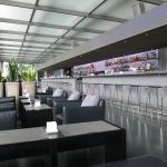 Interior of Seebar Restaurant