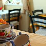 Reggelizőhelyiség / Breakfast room