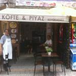 Bahcede Sinek Cafe