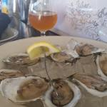 Relish buck a shuck oysters