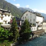 Foto de Hotel la Vallee Blanche