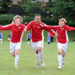 Arsenal Soccer School Camp