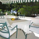 Villa Christina 1 terrace