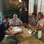 Family Visit! June 2015
