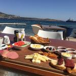 The most beautiful place to relax in Bodrum. Grab a drink, sit back, & enjoy :)