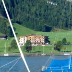 Hotel Bergland Blick vom Achensee