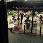 Terraza cafetería manhattan