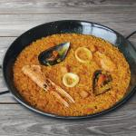 new paellas, come and try it !!!
