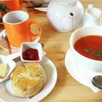 Organic Tea Rooms