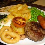 Gershwins Meat Feast