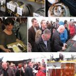 A classic Burton Bridge Inn Beer Festival.