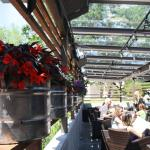 THE TAPHOUSE PATIO is a beautiful oasis just 2 blocks from the Guildford Mall.