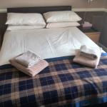 comfy clean bed