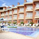 Habitaciones con vista a la piscina