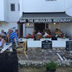 The Smugglers June 2015