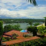 vista de Teques desde el hotel