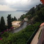Billed fra vores balkon