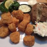 fantastic fried scallops