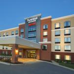 Welcome to Fairfield Inn & Suites Lynchburg Liberty University