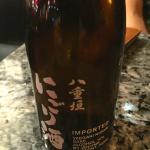 Yo! Cold Unfiltered Sake at Yo Sake.