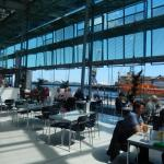Cafe/ Restaurant at National Glass centre
