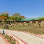 Gardens at Heritage Safari Lodge