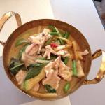 Green Curry (Chicken)