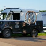 Roos Roast delivery van