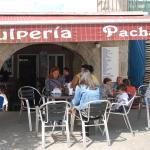 Restaurante pulpería Pachanga