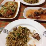 Very tasty and fresh food. Good prices but if you are hungry order 2 meals. Compares to other wa