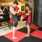 Free Muay Thai class