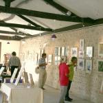 Galerie d'art extérieure